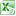 Microsoft Excel 2010 icon small