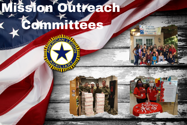 Mission Outreach Committees