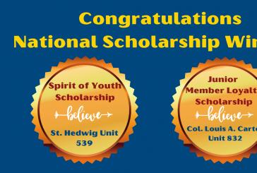 National Scholarship Winners