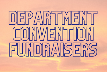 Department Convention Fundraiser