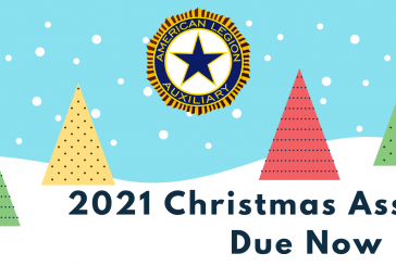 2021 Christmas Assessment Now Due
